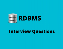 RDBMS Interview Questions