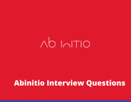 Abinitio Interview Questions