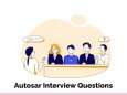 Autosar Interview Questions