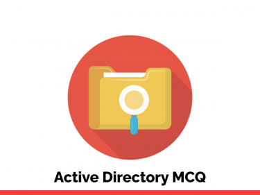 Active Directory MCQ