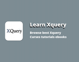 Learn Xquery