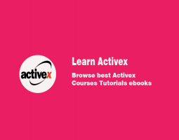 Learn Activex