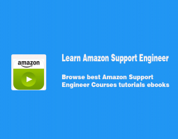 Learn Amazon Support Engineer