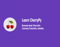 Learn Cherrypy