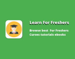 Learn For Freshers