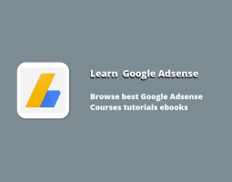 Learn Google Adsense
