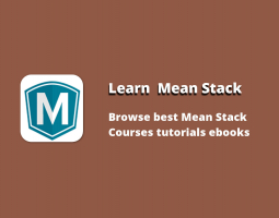 Learn Mean Stack