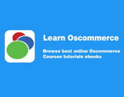 Learn Oscommerce