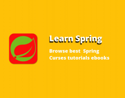 Learn Spring
