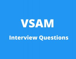 VSAM Interview Questions