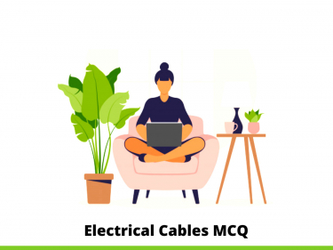 Electrical Cables MCQ