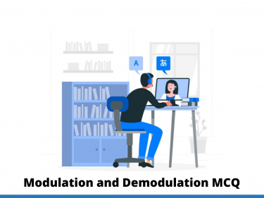 Modulation and Demodulation MCQ