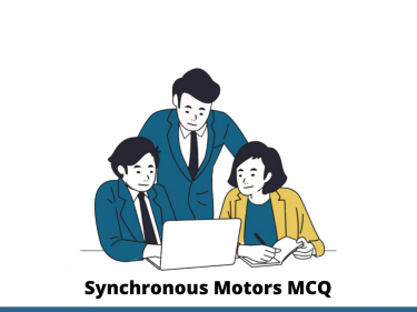 Synchronous Motors MCQ