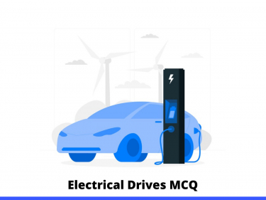 Electrical Drives MCQ