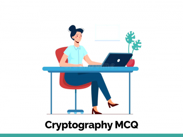 Cryptography MCQ