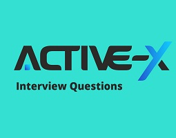 Activex Interview questions