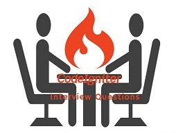 CodeIgniter Interview Questions