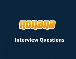 Kohana Framework interview questions