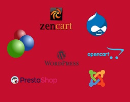 PHP CMS and E-commerce
