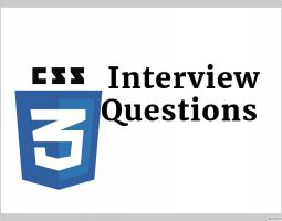 CSS3 interview questions