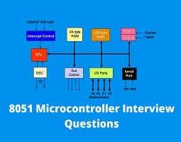8051 Microcontroller Interview Questions