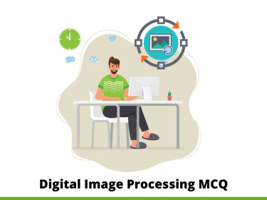 Digital Image Processing MCQ