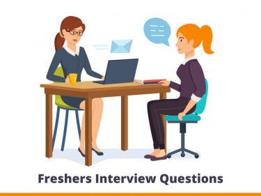 Freshers Interview Questions