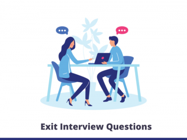 Exit interview Questions