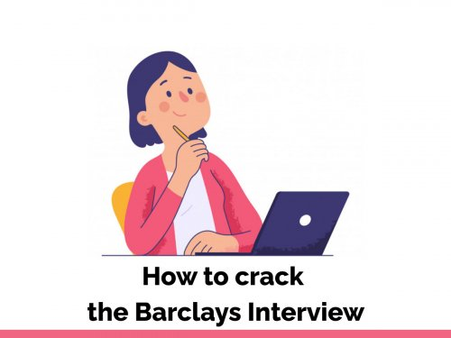 How to crack the Barclays interview
