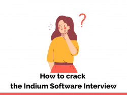 How to crack the indium software interview