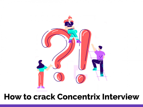 How to crack Concentrix interview