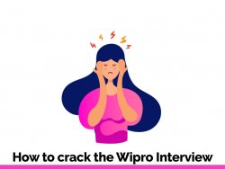 How to crack the Wipro interview